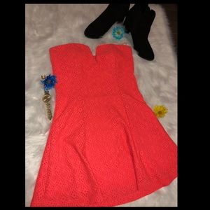 🎈2/20$🎈Highlighter pink mini dress